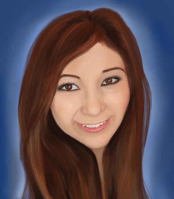 Portrait of a friend
