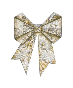 Pattern Bow now in threecolors