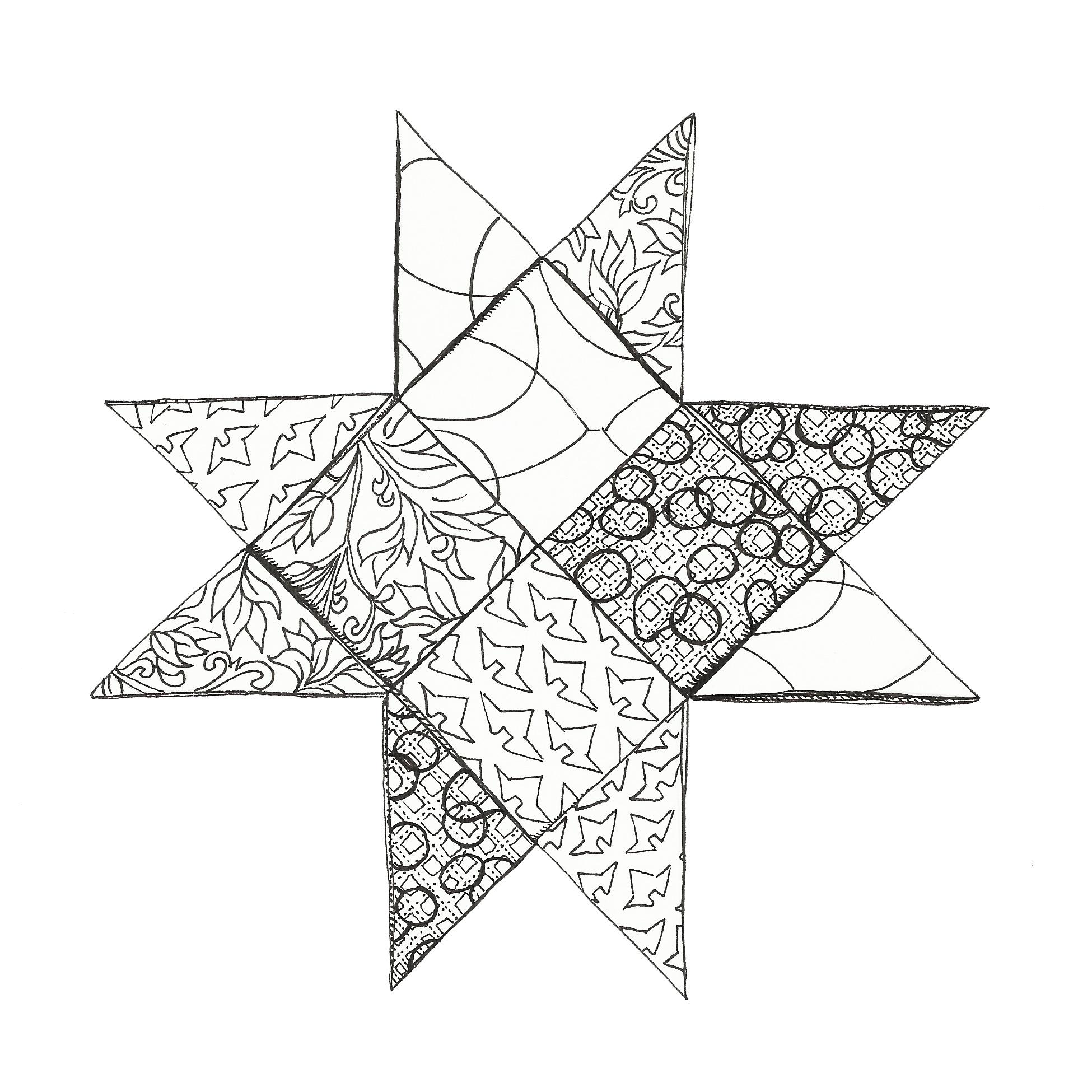 Pattern Star III