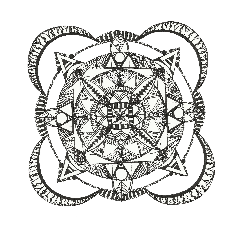 Pattern Doodle #2
