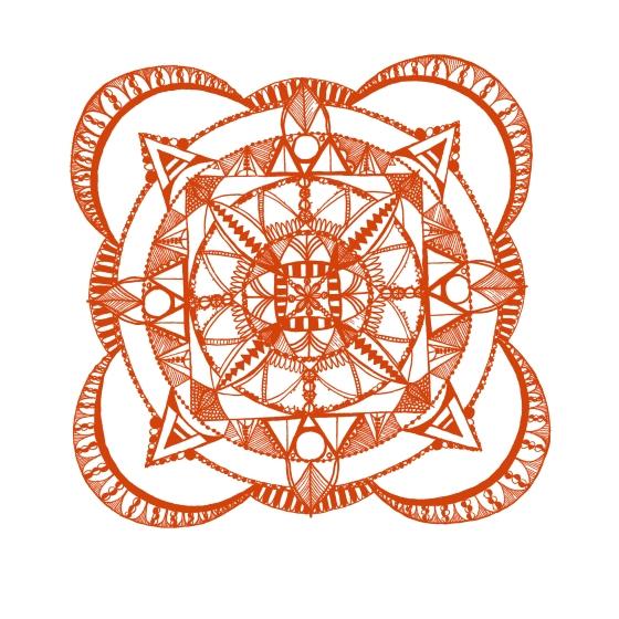 Orange Pattern!