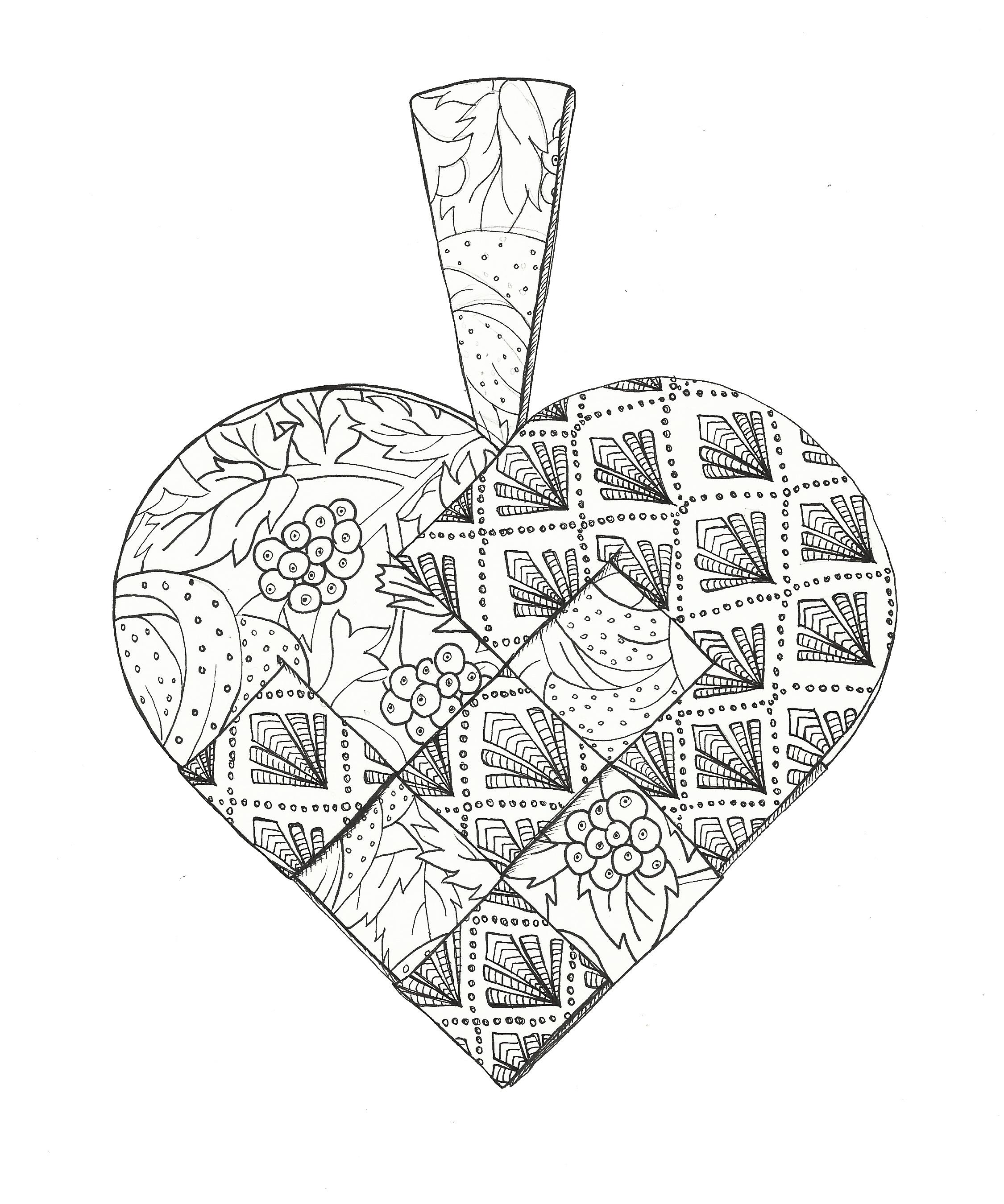 Pattern Heart 1