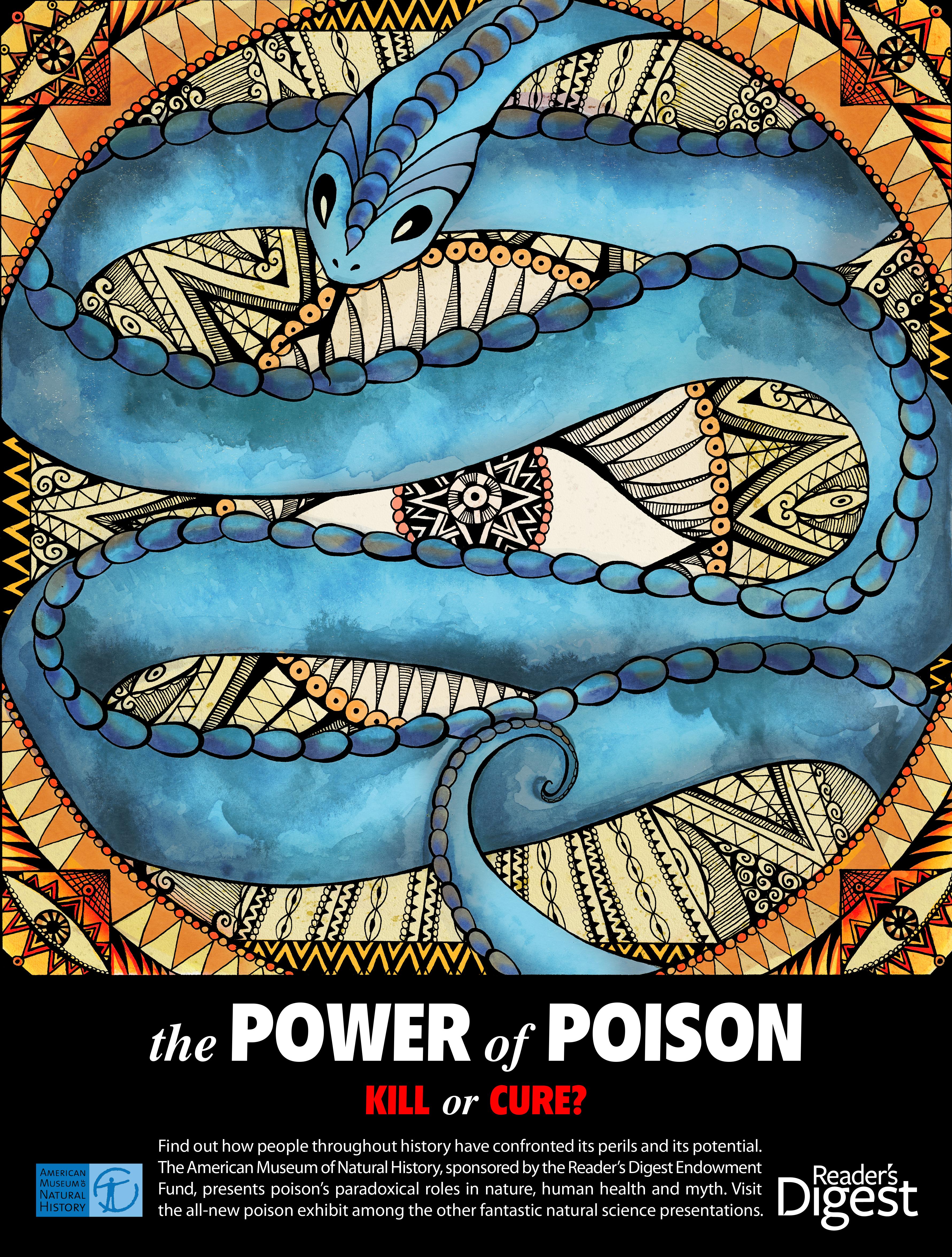 Paradox Poison PosterDesign