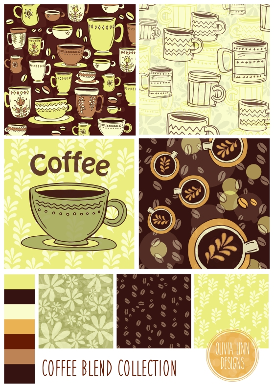 Coffee blend collection