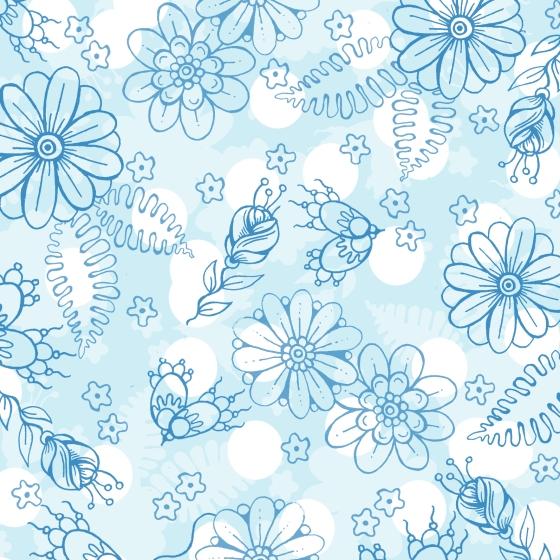 Inktober pattern 4